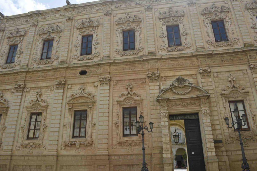 Lecce Palazzo della Provincia