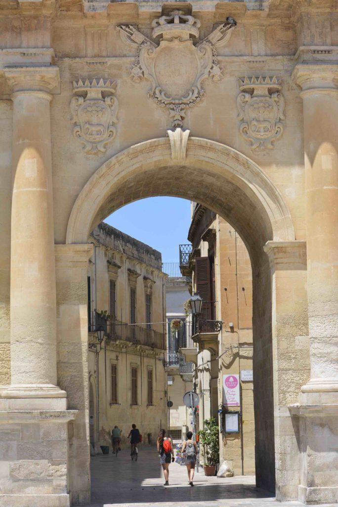 Lecce Porta San Biagio