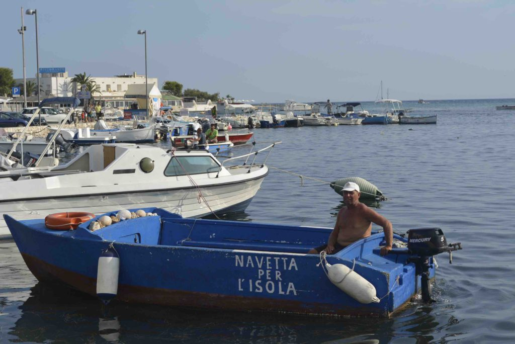Salento Ionische kust Porto Cesareo