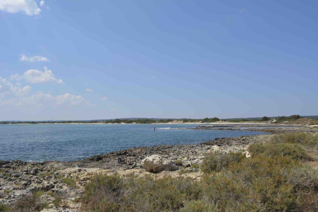 Salento Ionische kust Punta Prosciutto