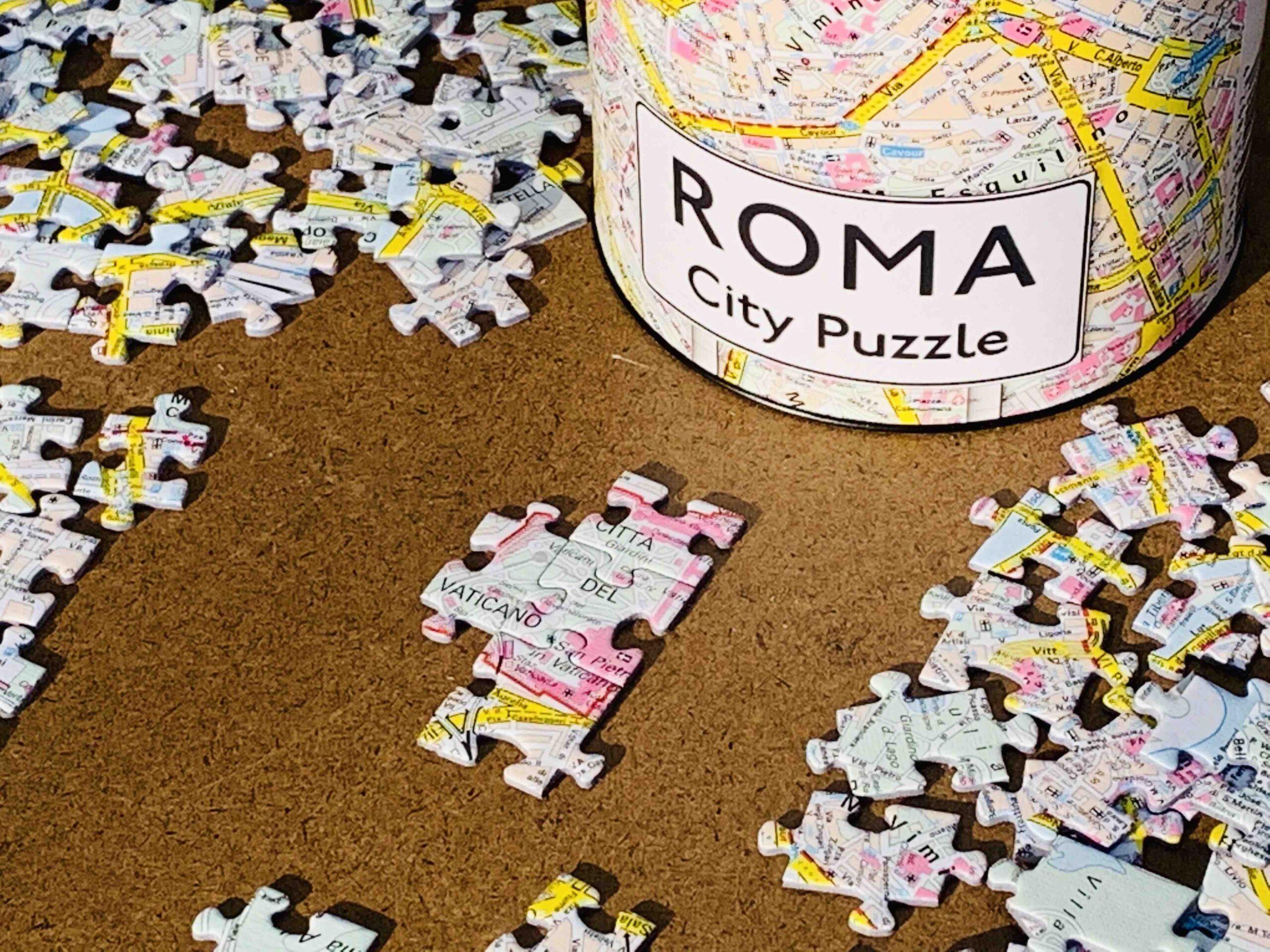 Roma City Puzzle