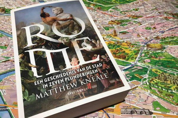 Rome. Een geschiedenis van de stad in zeven plunderingen