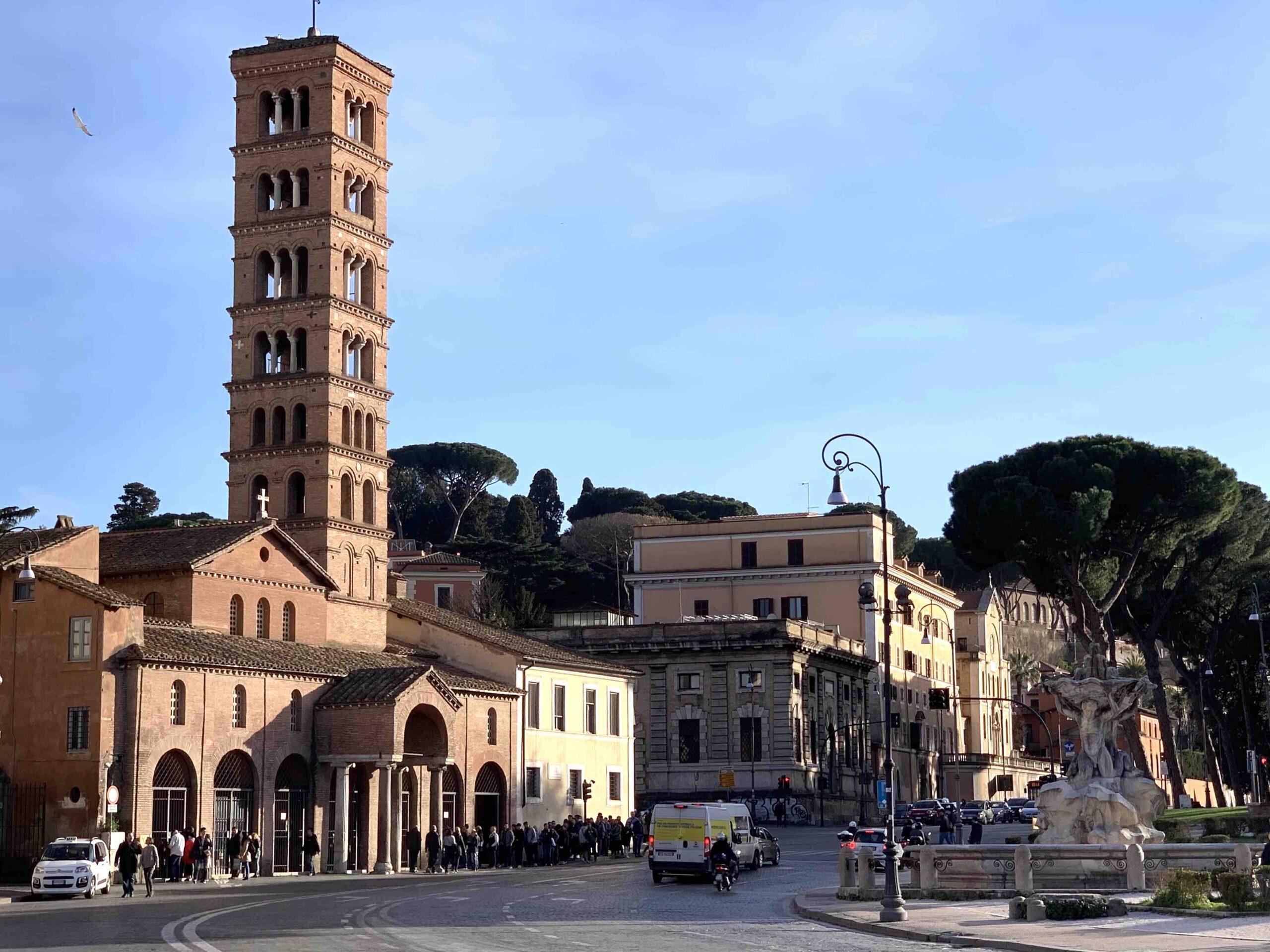 Rome Santa Maria in Cosmedin