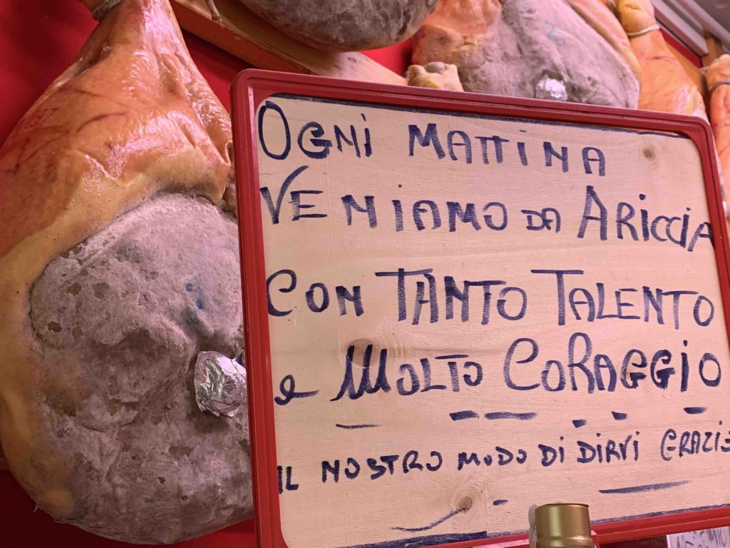 Rome Mercato Trionfale