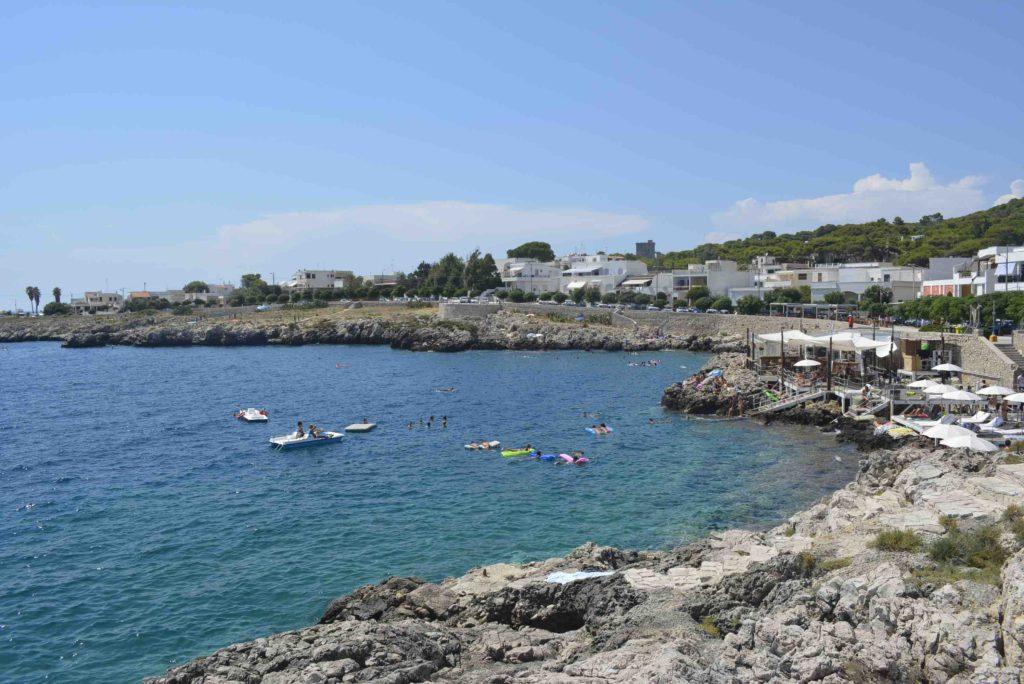 Salento Ionische kust Santa Caterina