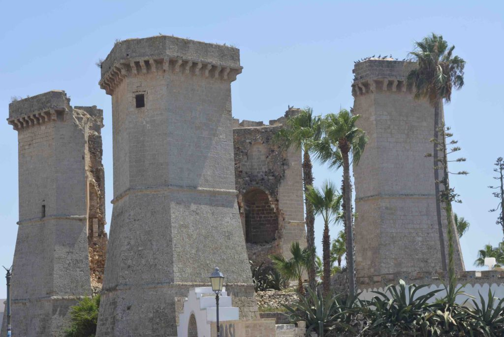 Salento Ionische kust Santa Maria al Bagno