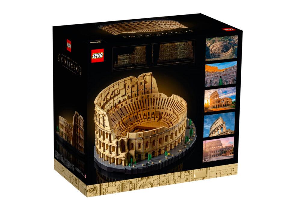 Lego Colosseum