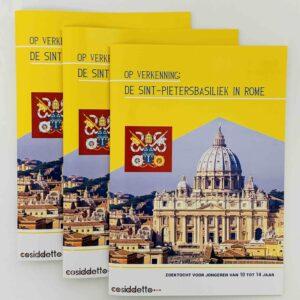 Sint Pietersbasiliek Rome
