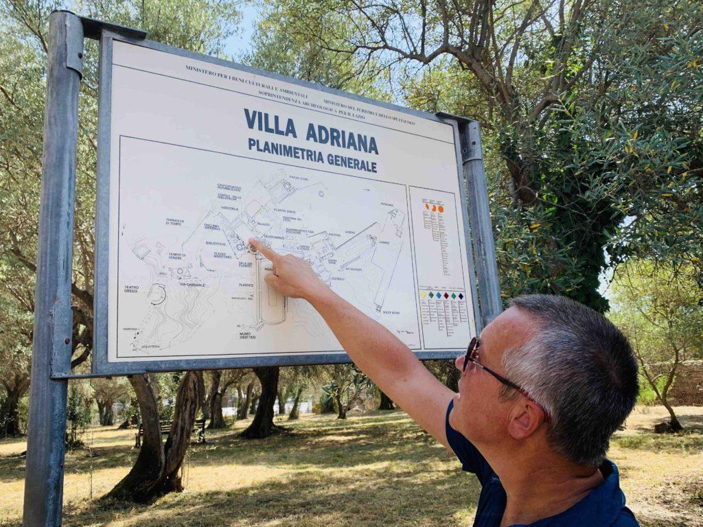 Tivoli Villa Adriana