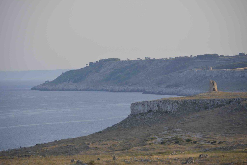 Salento Adriatische kust Torre Sant'Emiliano