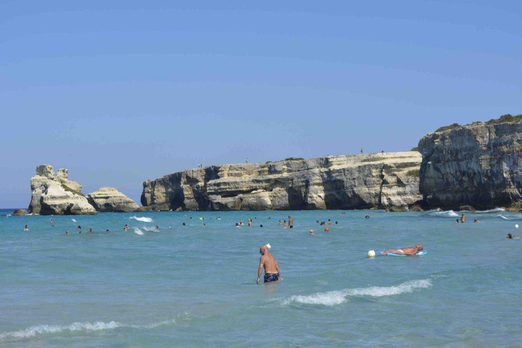 Salento Adriatische kust Torre dell'Orso