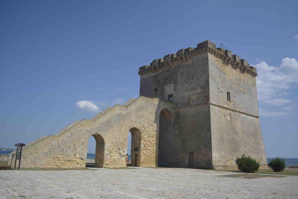 Salento Ionische kust Torre Lapillo