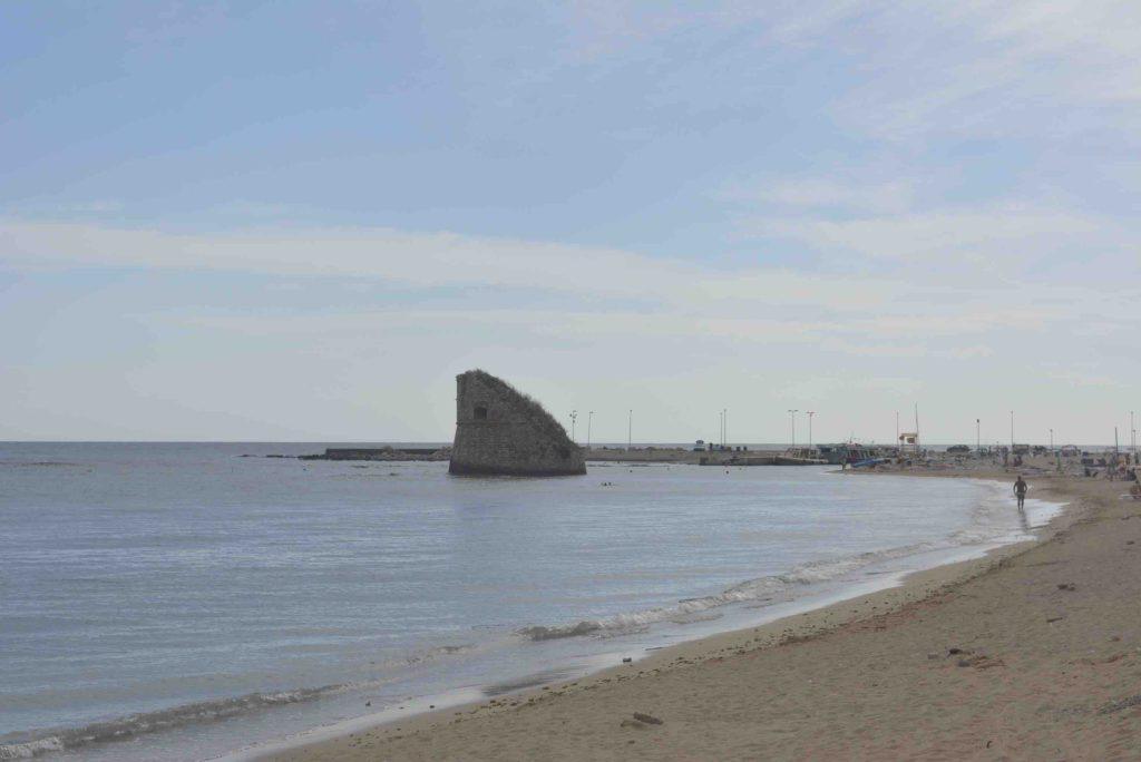 Salento Ionische kust Torre Pali