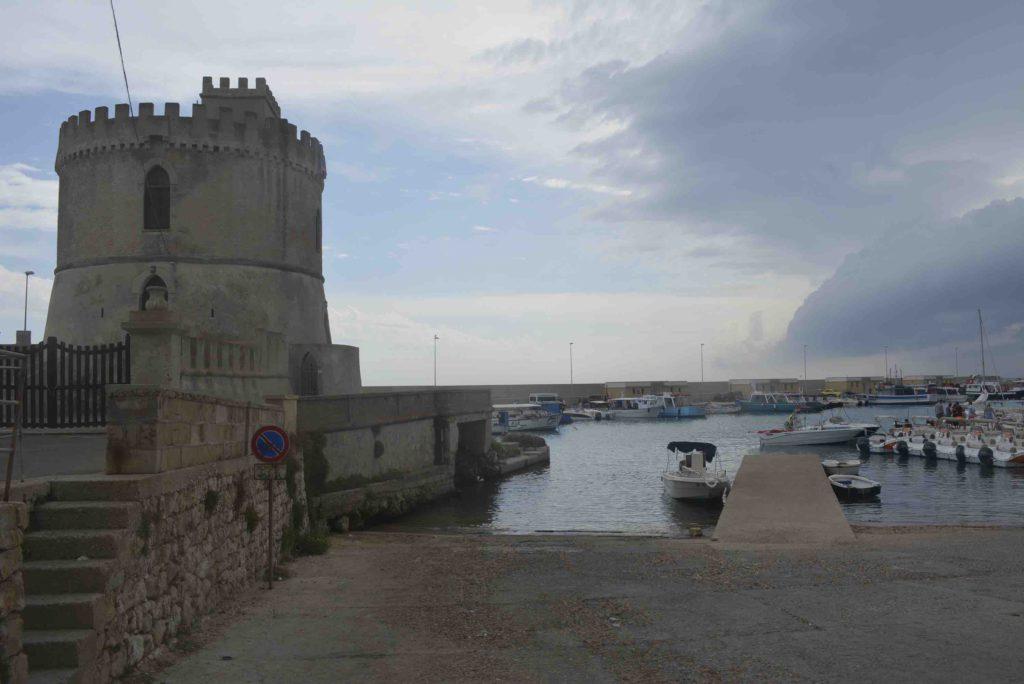 Salento Ionische kust Torre Vado