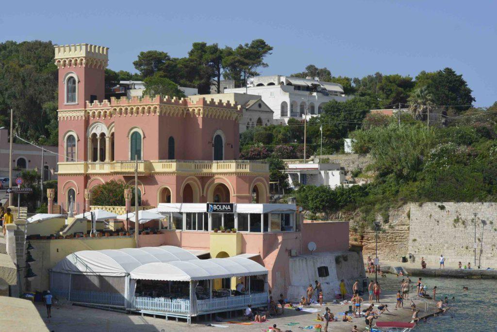 Salento Adriatische kust Tricase Porto