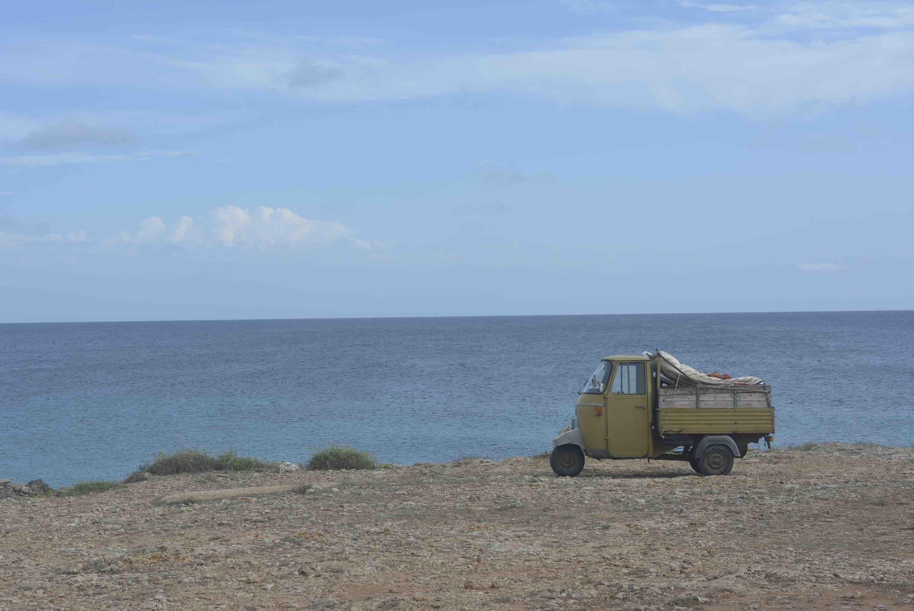 Salento Ionische kust