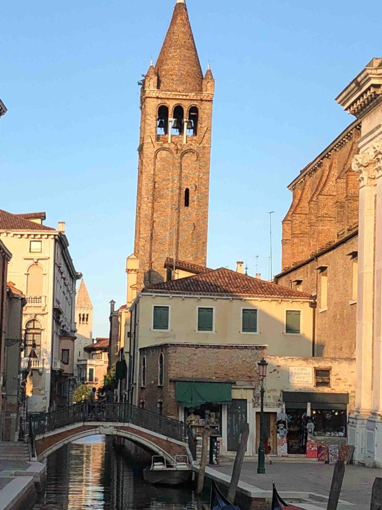 Venetië Campo San Barnaba
