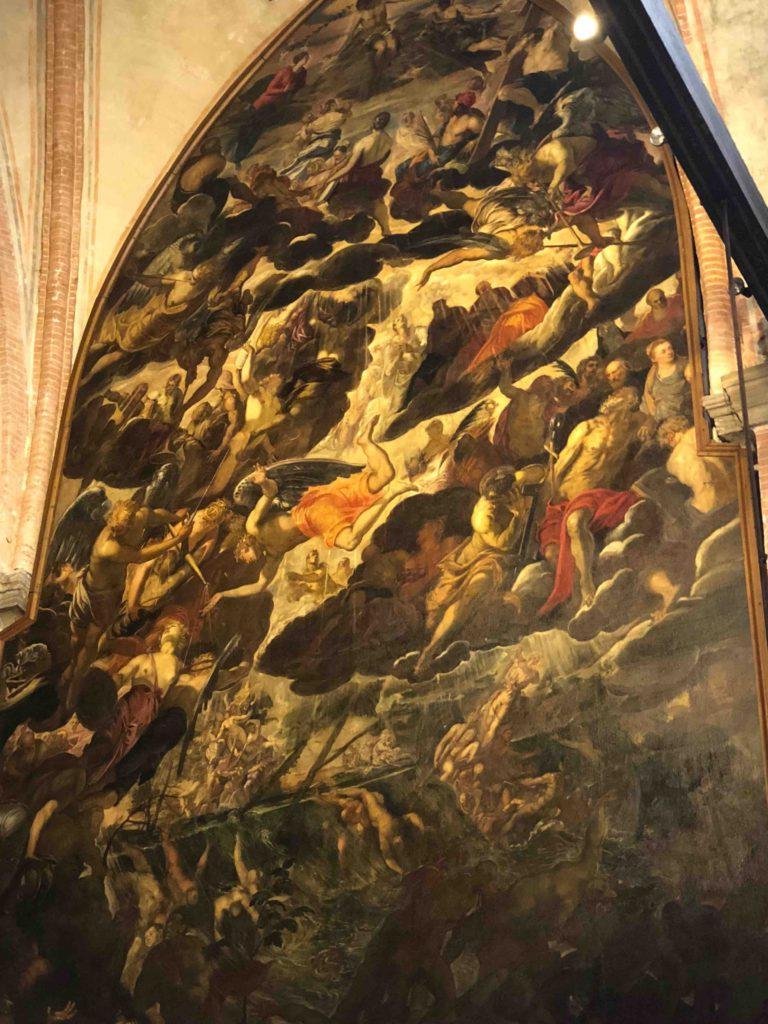 Venetië Madonna dell'Orto