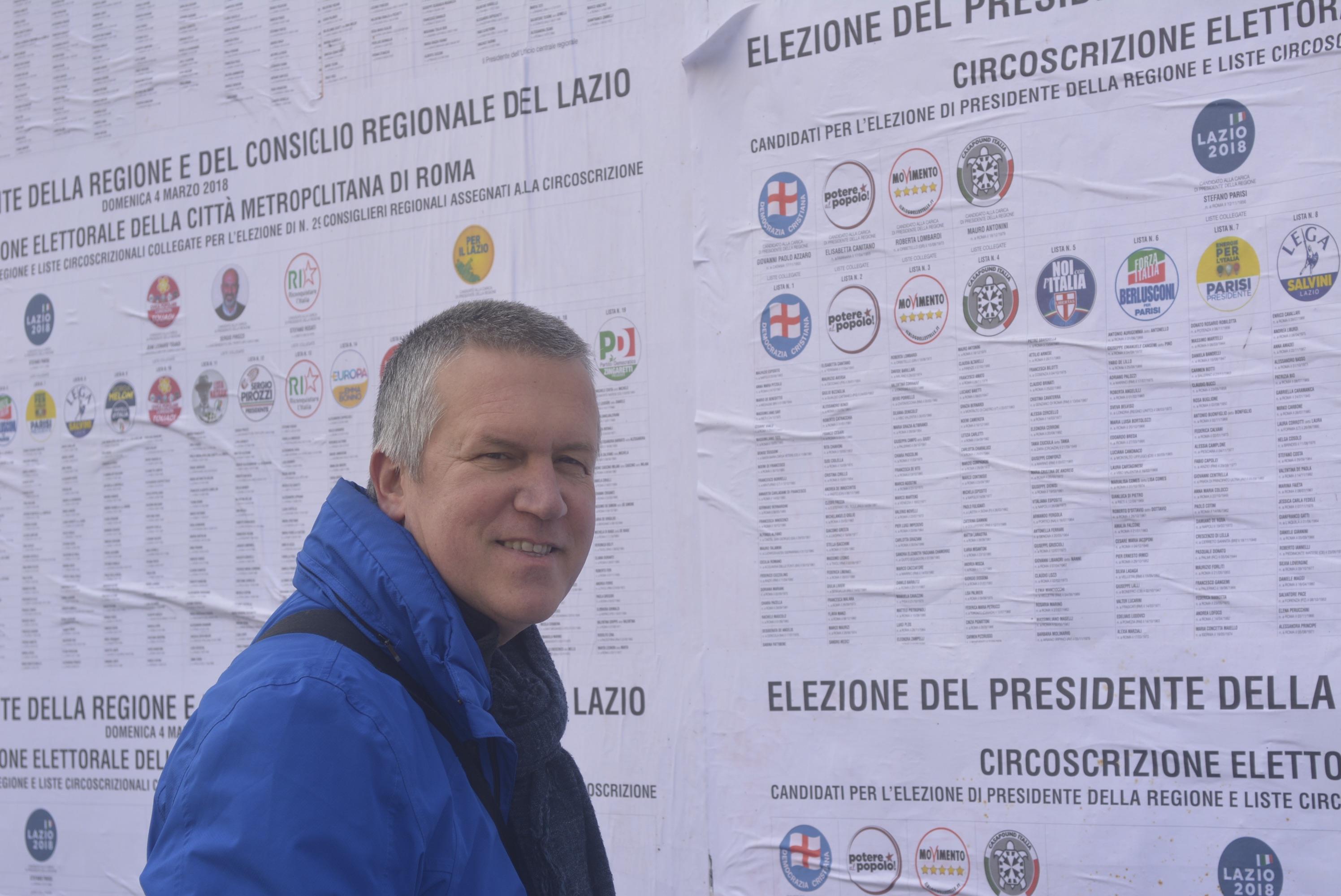 verkiezingen Italië